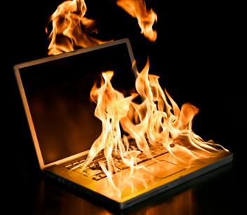 Penyebab Laptop Panas