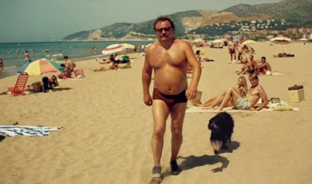 Southern Comfort Guy Whatever's Comfortable Beach