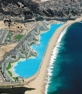 San alfonso del mar pool attractive tourist attractions - San alfonso del mar swimming pool ...
