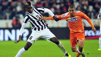 Xem lại đầy đủ trận Juventus vs Udinese