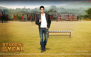 Student Of The Year HD Wallpaper Hot  Sidharth Malhotra