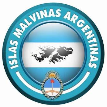 LAS MALVINAS ARGENTINAS E ISLAS DEL ATLÁNTICO SUR SON ARGENTINAS.