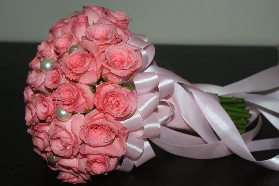 Fresh Flower Hand Bouquet. Hb Fresh Flowers Hand Bouquet. I Bought ...
