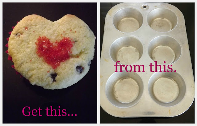 heart cupcakes, valentine treats, heart shaped cupcakes