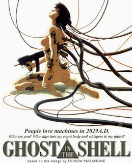 assistir - Ghost in the Shell Dublado - O Fantasma do Futuro - online