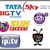 भारत में सभी डीटीएच पैकेज Bharat mein sabhi DTH paikej