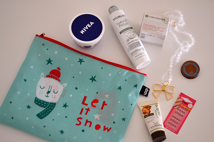 my beauty box dicembre
