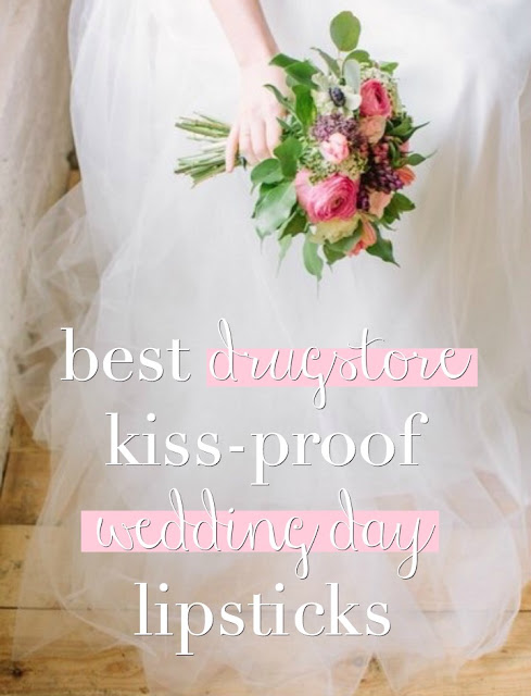 Wedding Day Drugstore Makeup : Elle Sees Beauty Blogger in Atlanta: Best Drugstore Kiss ...