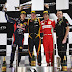 Raikkonen Wins, Hamilton DNF In Spectacular Grand Prix
