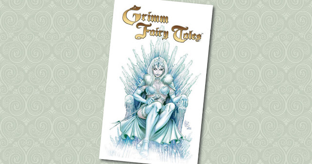 Grimm Fairy Tales 4 Panini Cover