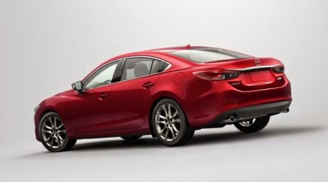 New Mazda6 model 2016