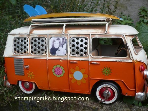 stamping rika vw bus. Black Bedroom Furniture Sets. Home Design Ideas