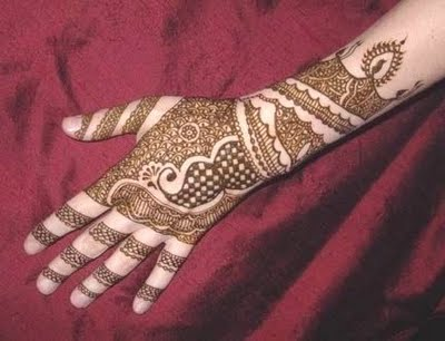 Mehndi Patterns Printable : All world fashion new and cricket updates special eid mehndi designs