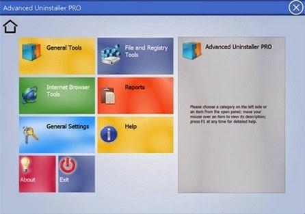 برنامج Advanced Uninstaller