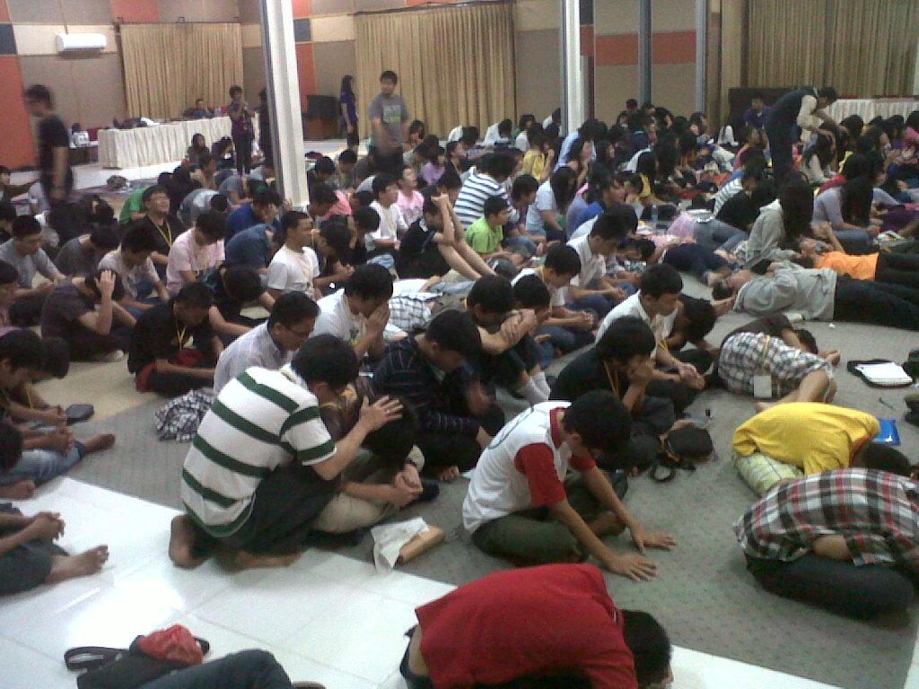 Revivalist Insight RETREAT TEENS GPdI KETAPANG JAKARTA