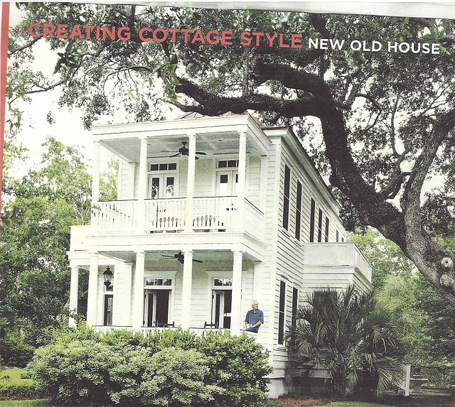 Outfit A Southern Plantation Style Home: The House In My Head