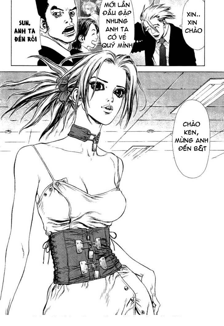 Sun-Ken Rock chap 50 Trang 31 - Mangak.info
