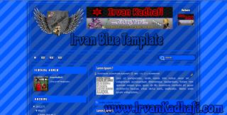 9 Template Blog Transparan keren gratis