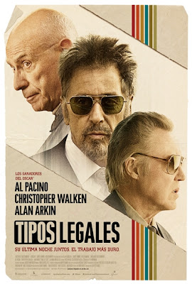 Tres Tipos Duros (2012) Español LatinoDVDRip