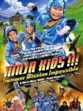 Ninja Loạn Thị: Điệp Vụ Bất Khả Thi - Ninja Kids : Summer Mission Impossible