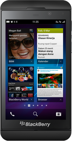 BlackBerry Z10, Harga BlackBerry Z10, Spesifikasi BlackBerry Z10