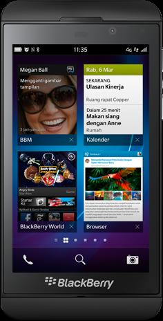 BlackBerry Z10, Harga BlackBerry Z10, Spesifikasi BlackBerry Z10