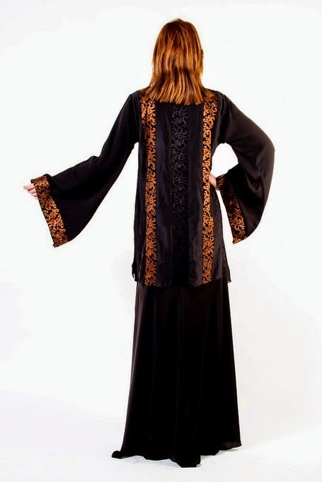 2014 Best Abaya Designs