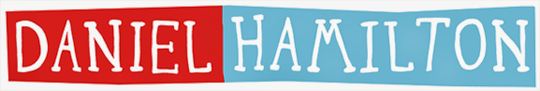 Daniel Hamilton: personal illustration blog and things