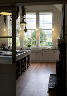 The Agrarian Kitchen cooking school