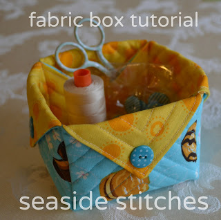 Elizabeth's Fabric Focus ~ Cloth Stacking Blocks | Sew