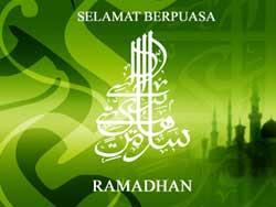 Bulan Ramadhan Baik untuk Jiwa Yang Baik