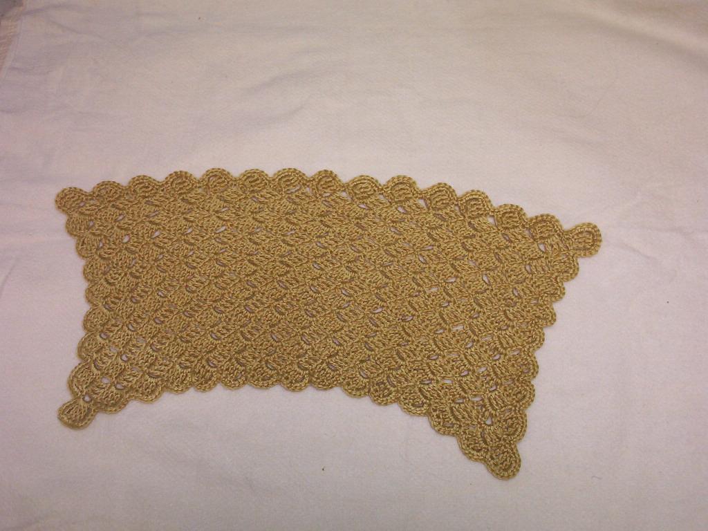 time 2 crochet-n-craft: Diagonal Box Stitch Cowl/Scarf v1 -- Zoes Method