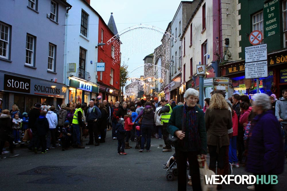 North Main Street, Wexford
