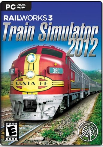 Railworks 3 Train Simulator 2012 Deluxe [PC Full] Español ISO