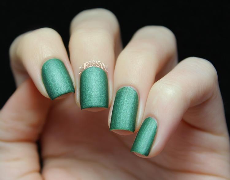 ChrissyAi: S&R: ManGlaze Nail Polish