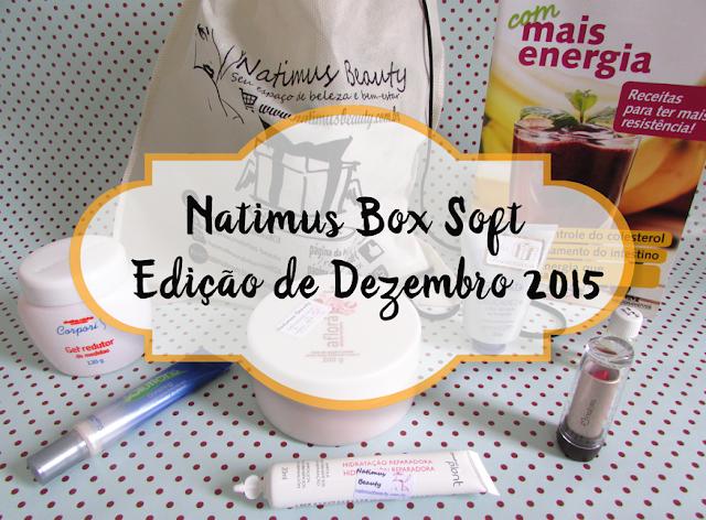 Natimus Box Soft - Edição de Dezembro 2015