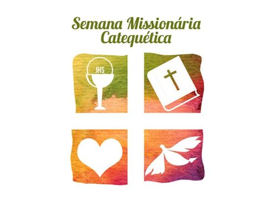 PROGRAMAÇÃO DA SEMANA MISSIONÁRIA CATEQUÉTICA 2015