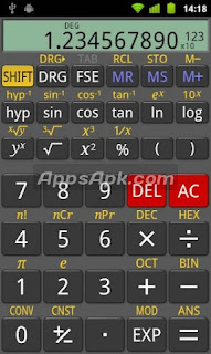 RealCalc Scientific Calculator.apk - 296 KB