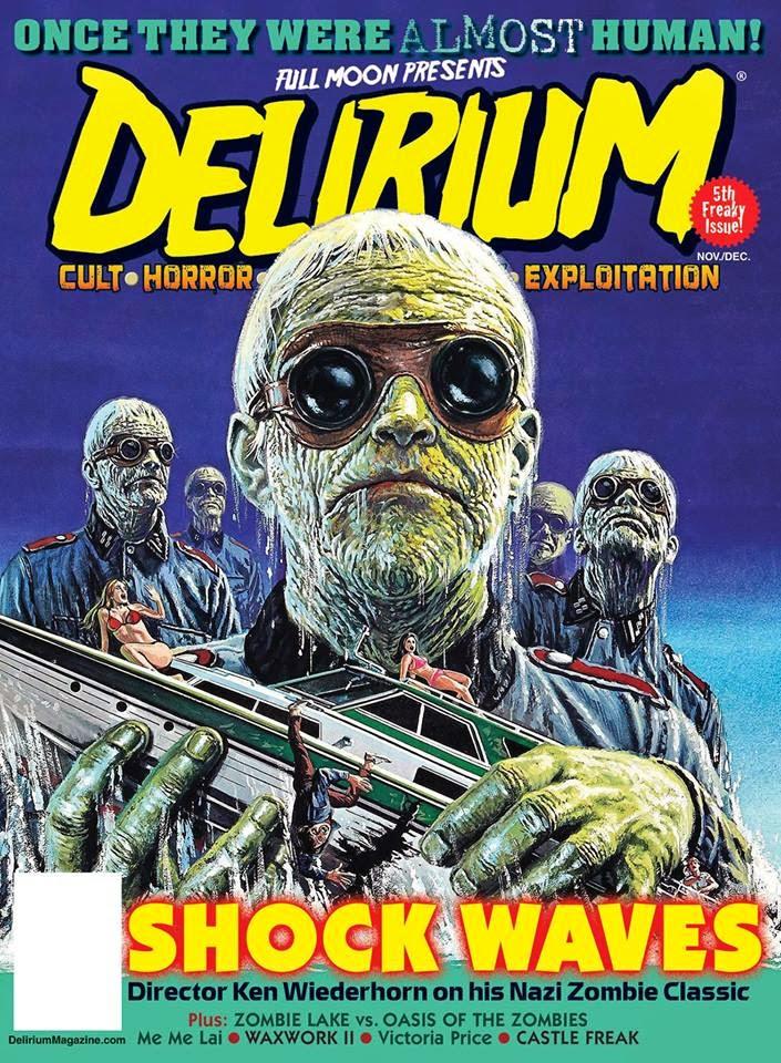 Magazine: DELIRIUM
