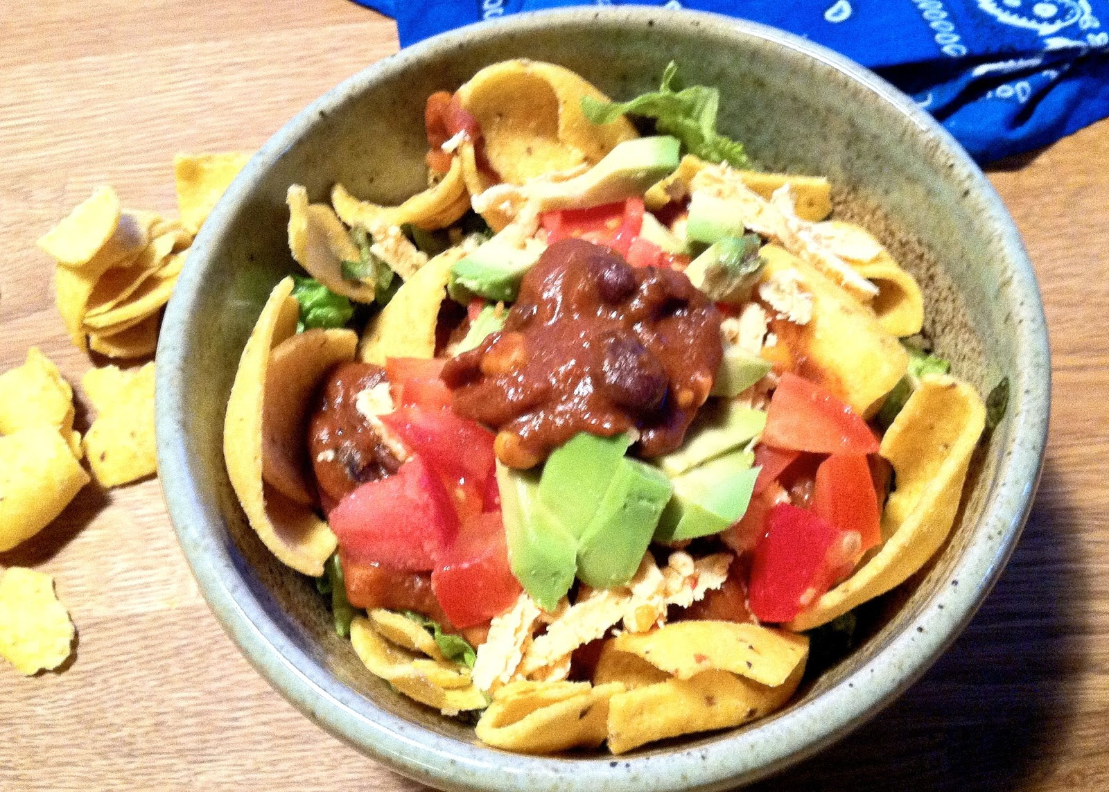 Positively Vegan: Frito Pie