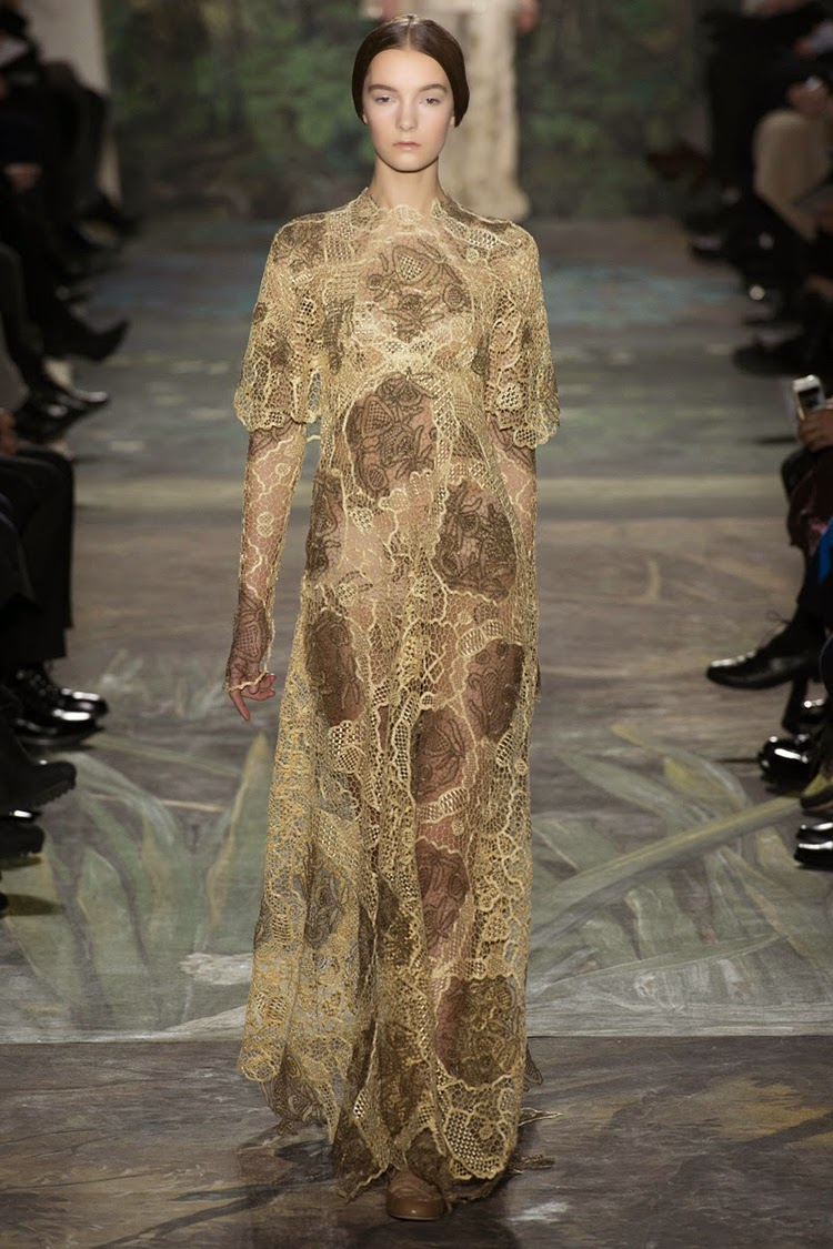 Valentino Haute Couture Spring and Summer 2014 Collections Part 3