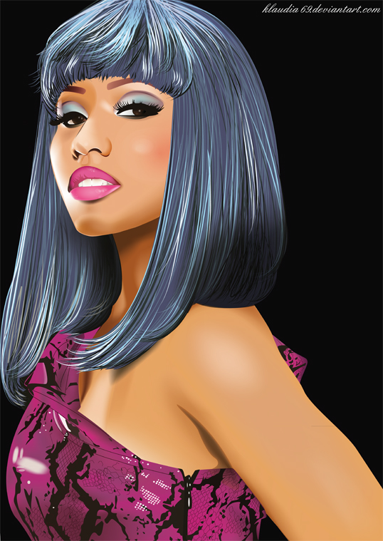 a$$ nicki minaj animated