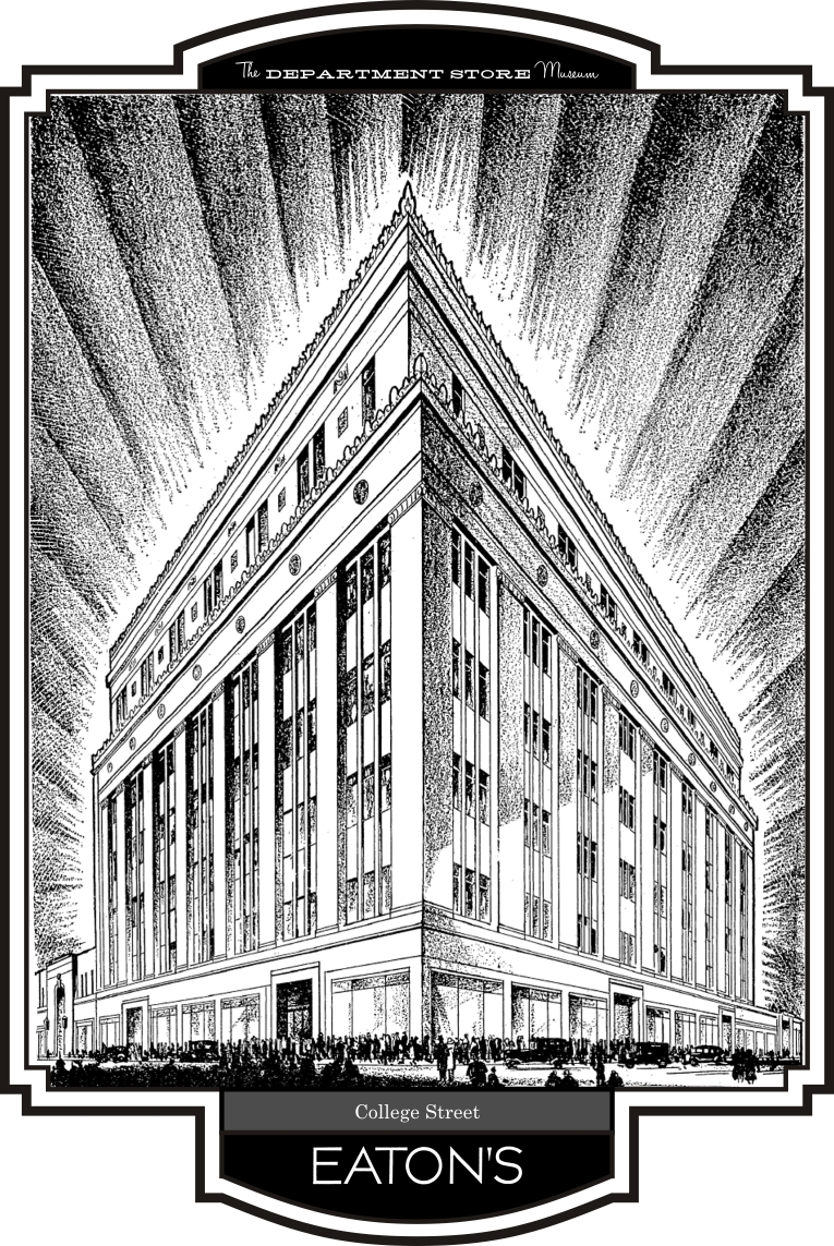 The Department Store Museum: The T. Eaton Co., Ltd., Toronto ...
