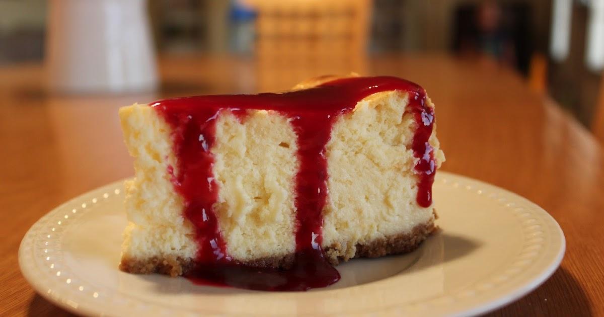 EAt iT uP: (Light) New York Cheesecake