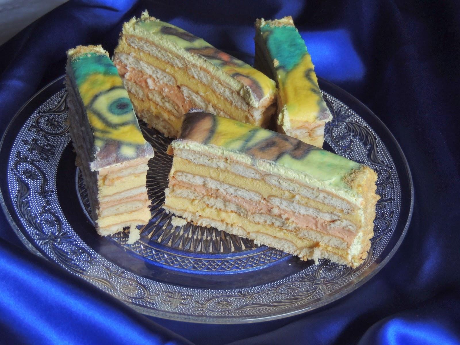 Toerta sa plazma keksom