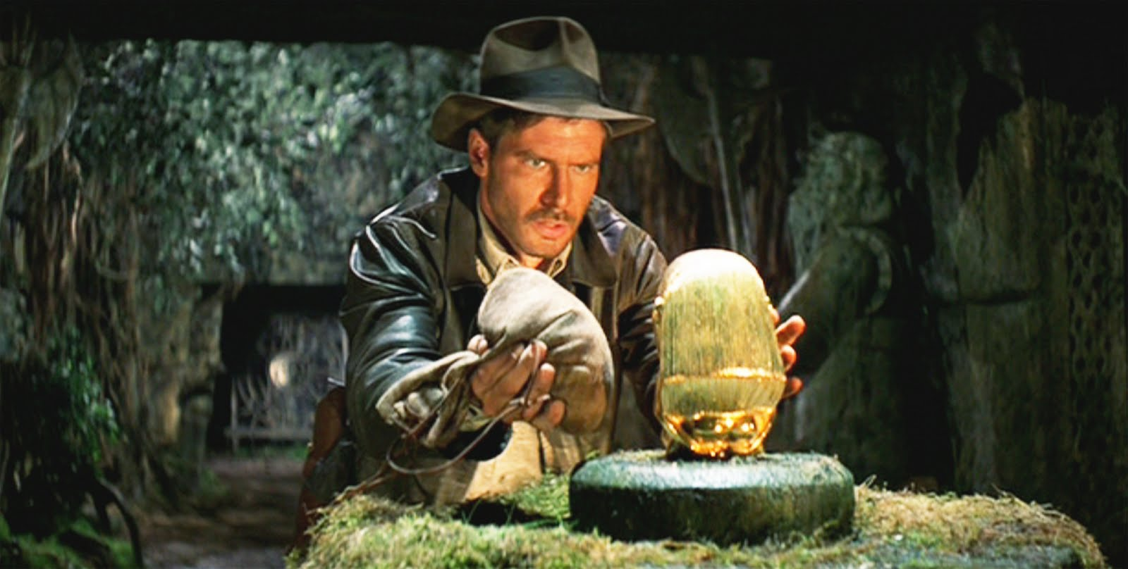 The movie  quot Raiders of the Lost Ark quot   directed by Steven Spielberg    Raiders Of The Lost Ark