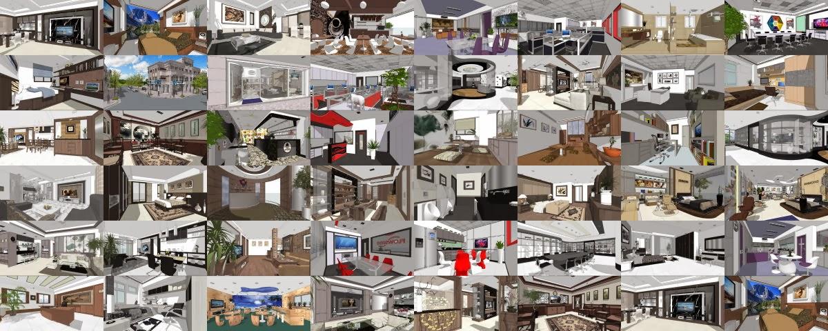 JENG 3D  Space Design 環象‧空間造型設計