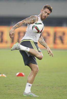 Sergio Ramos 2015