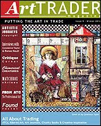 My Art featured in Art Trader Magazine