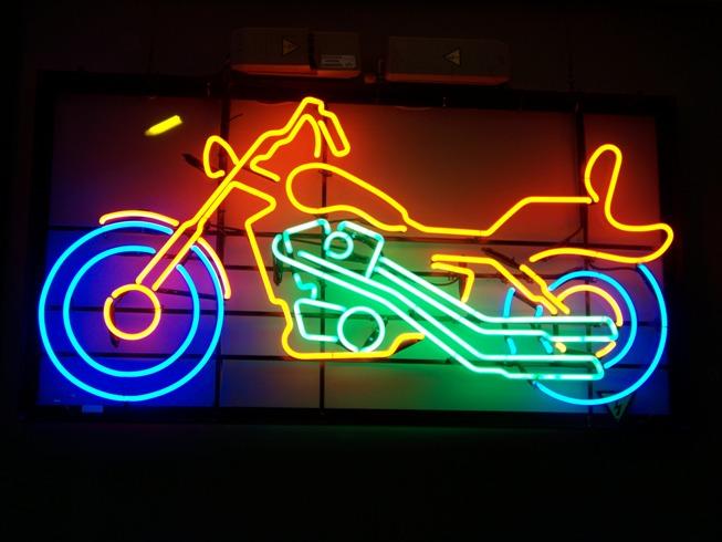 Wiki Neon Sign ...